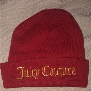 Juicy couture beanie 💕